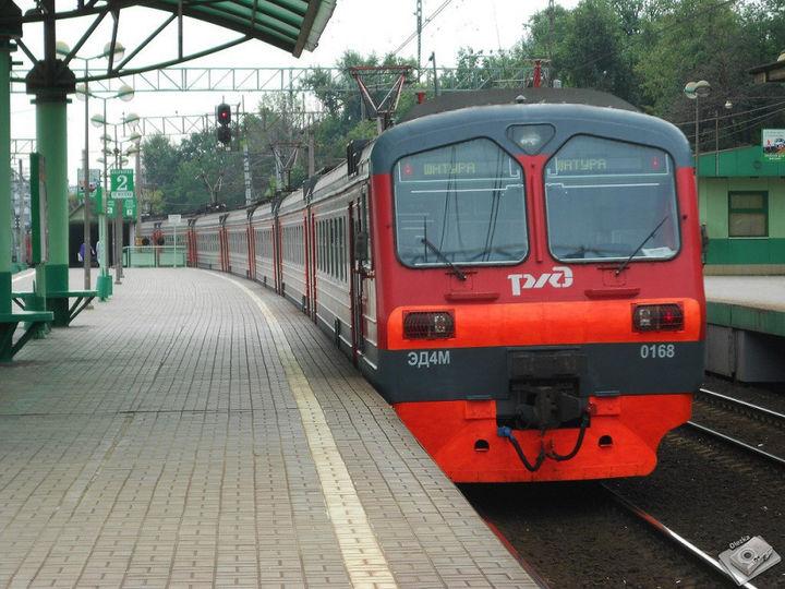 Любит поезда